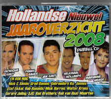 Hollandse Nieuwe - Jaaroverzicht 2008 (2CD) / Label: Sony BMG Music Entertainmen
