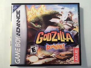 Godzilla domination instructions