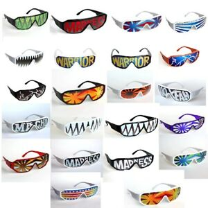 f90d354eaa3 Macho Man Sunglasses (Choose Your Style) Randy Savage Costume WWF ...