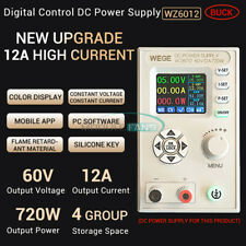Adjustable Cnc Dc Buck Booststep Down Power Module Cvcc Ttlwifiusbrs485