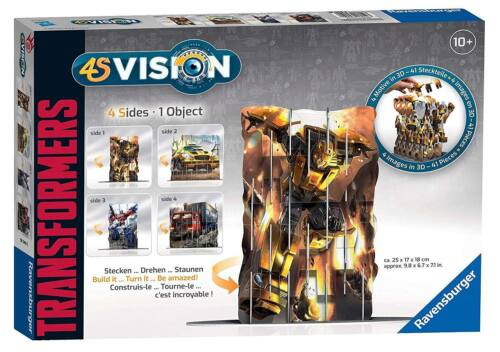 Ravensburger 18049-4 S Vision Puzzle-Transformers