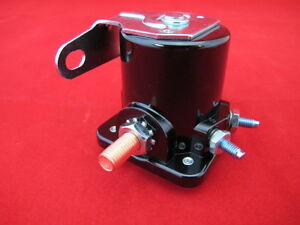 Details about FORD FALCON XW XY GT STARTER SOLENOID REMOTE V8 CLEVELAND  WINDSOR BRAND NEW