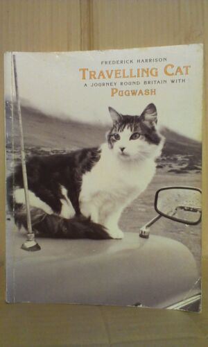 1 of 1 - Travelling Cat by Frederick Harrison