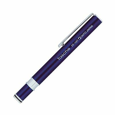 NEW Ohto Compact Fountain Pen Tasche FF-10T Blue Fine Nib Free S/H Japan Import