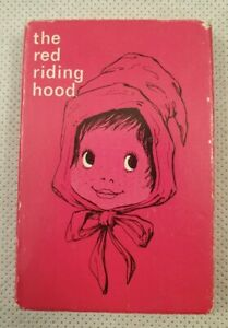 VINTAGE-il-Red-Riding-Hood-Gioco-di-Carte-1960s-1970s