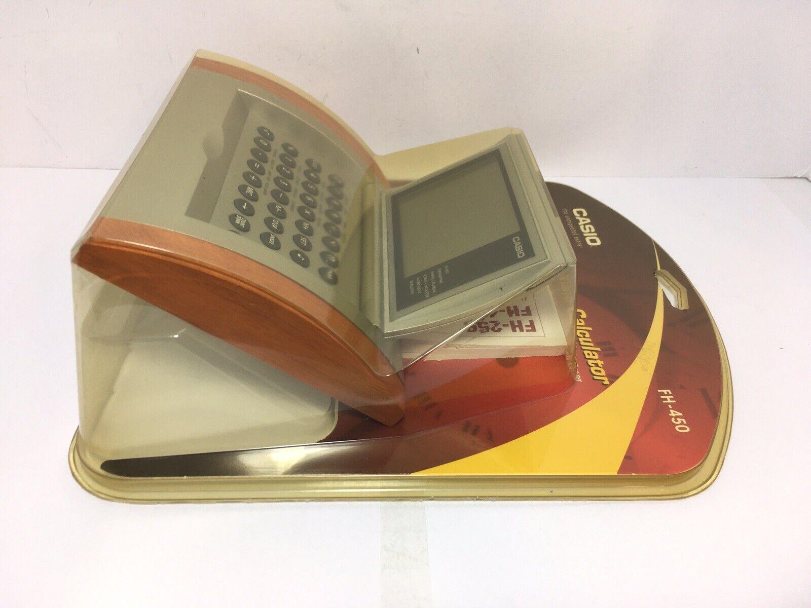 Casio FH450 Desktop World Time Calculator