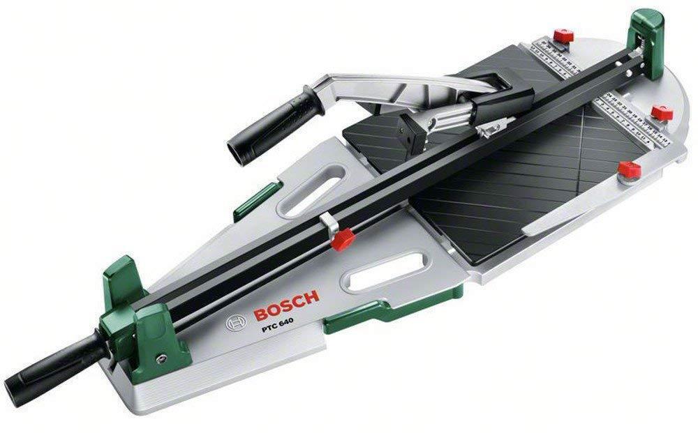 Bosch Fliesenschneider PTC 640 Fliesenstärke max 12 mm Schnittlänge max 640mm | Optimaler Preis  | Elegante Und Stabile Verpackung  | New Products