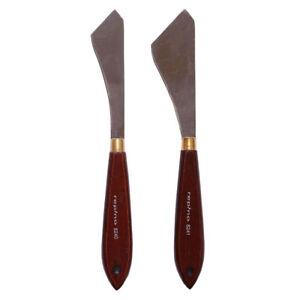 Malspachtel-2-teiliges-Set-verschiedene-Formen-Malmesser-Olfarbe-Acrylfarbe