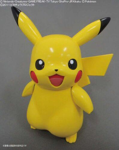 POKEMON MODEL KIT PLAMO PIKACHU Collection First Series Number 19 BANDAI JAPAN**