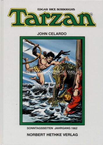 Tarzan Sontagsseiten Jg 1931-79  Hethke Verlag  Top Zustand