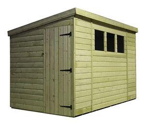 Garden Sheds 12x6 garden shed 12x6 shiplap pent roof windows pressure treated door