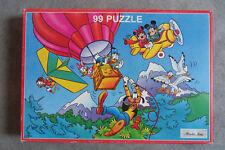 Puzzles & Geduldspiele ❤DISNEY Puzzle Panorama 1000 Teile Micky Minnie Maus Dagobert Donald Daisy Duck❤