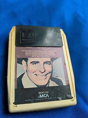 Music Independent Bob Wills 8-track Best Of Bob Wills Country Mcat 153 Mca Special Summer Sale