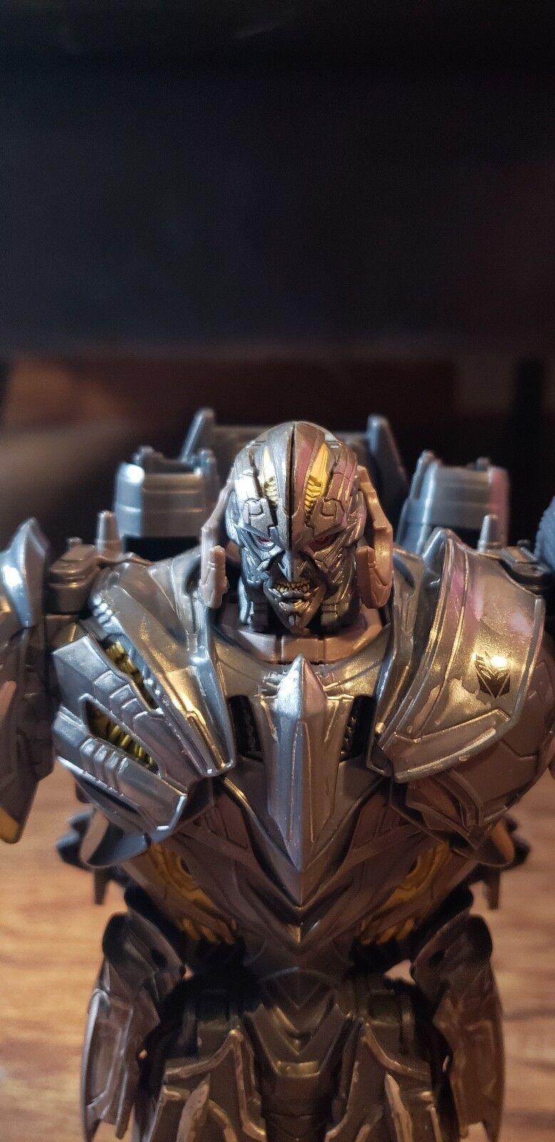 The last Knight Leader Class Megatron Megatron Megatron 9dddf1