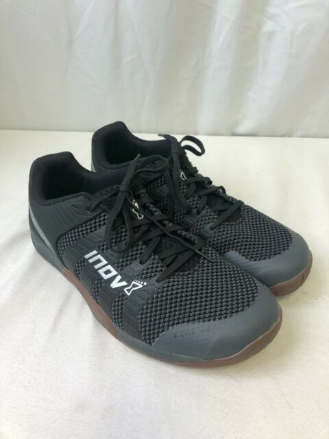 INOV8 F-lite 260 Knit Men's Cross Trainers Black/Gum Size 9