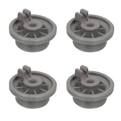 36mm 8 Stück Korbrolle Rad Für Unterkorb Geschirrspüler Bosch Siemens 00165314