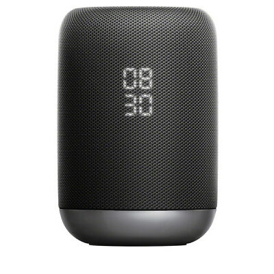 NEW Sony Smart Speaker with Google Assistant - Black