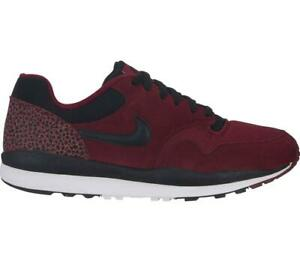 Nike Schuhe Air Safari 371740 600 University RedWhiteBlack