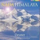 Nada Himalaya by Deuter (CD, Feb-1999, New Earth Records)