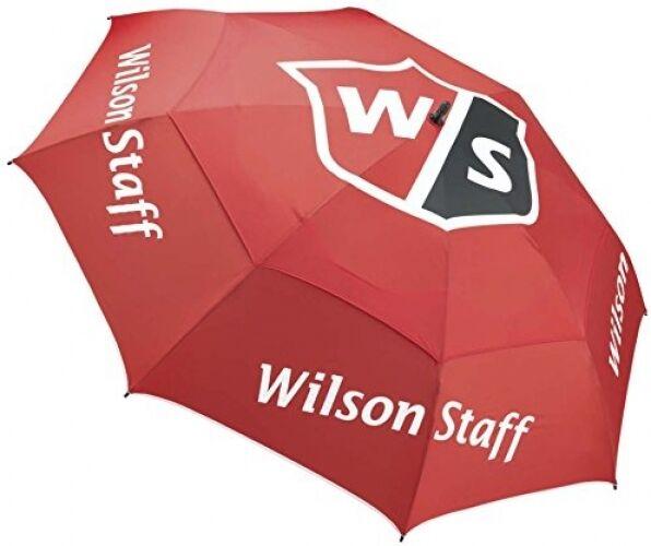 Wilson Staff Pro Tour Paraguas, Rojo Post Gratis