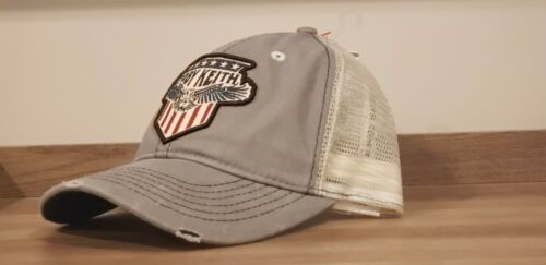 Brand New! One Size Fits Most Toby Keith Country American Patch Trucker Hat