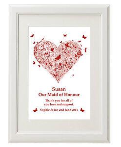 Personalised-Bridesmaids-Gift-Thank-you-Print-Wedding-favour-keepsake-Free-P-amp-P