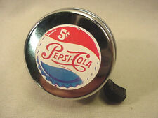 VINTAGE STYLE PEPSI COLA BICYCLE BELL - VERY COOL!!!!!!