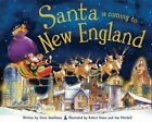 Santa Is Coming to New England by Steve Smallman (Hardback, 2012)