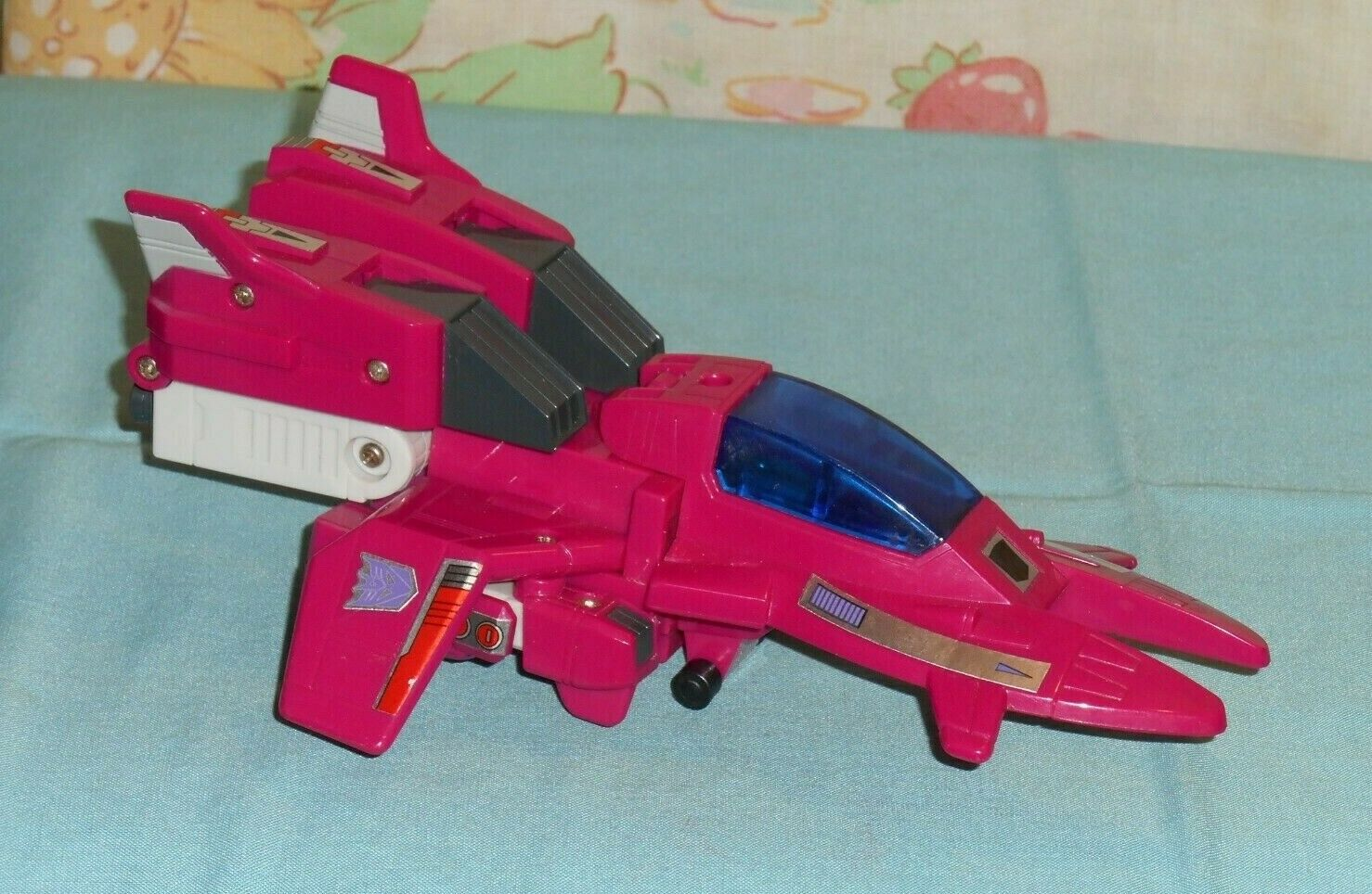 Original G1 Transformers targetmaster MISFIRE figure only
