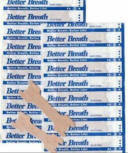 5 - 200 Nasal Strips Help Right Way To Stop Snoring Breathe Right Better Easy