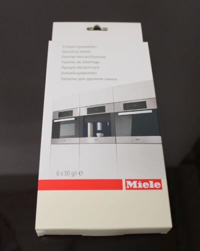 2 X Original Miele Entkalkungstabletten 12x50g Bügeleisen /& Ofen