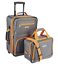 Luggage-2-Piece-Set-Choose-14-Colors-One-Size-Free-Shipping thumbnail 5