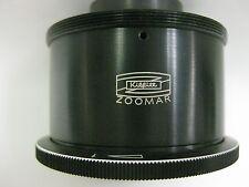 Kilfitt zoomar 2x converter to fit macro zoomar 50-125mm lens