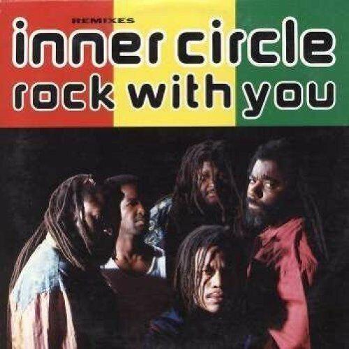 Inner Circle Rock with you-Remixes (1992, cardsleeve)  [Maxi-CD]
