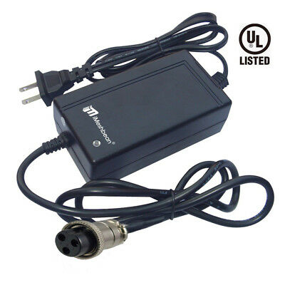 SLLEA 24V 2A Battery Charger for Razor CC2420 PR200 Pocket Mod Electric Scooter