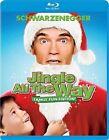 Jingle All The Way 0024543562542 With Arno Schwarzenegger Blu-ray Region a