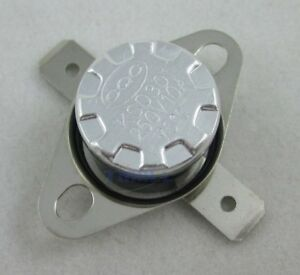 KSD301 167°F//75°C Degree Celsius N.O Temperature Switch Thermostat 250V 10A GM