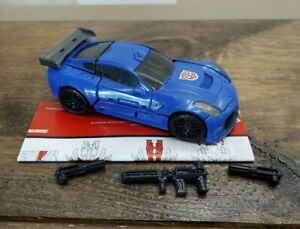Transformers Age Of Extinction Movie Deluxe Class Hot Shot 100% Complete