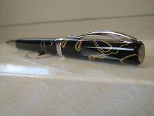 Visconti Opera Giorgio Fedon black and butter swirls ballpoint pen MIB