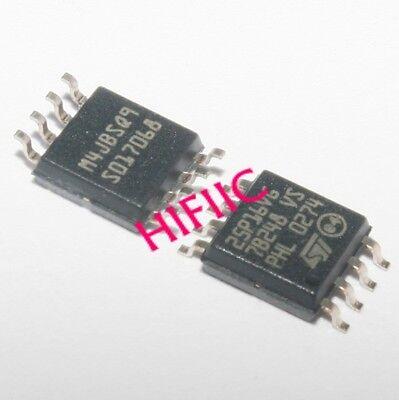 1PCS M25P16-VMW6TG 16 Mbit, serial Flash memory, 75 MHz SPI bus interface