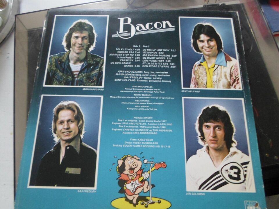LP, BACON, En skive bacon (GASOLIN RELATED)