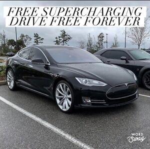 2013 Tesla Model S P90+ Performance Edition