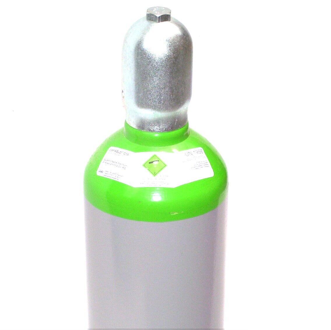 20L CO2/Argon Mischgas Eigentum Gasflasche 82/18 NEU 20 Liter Schweißgas