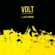 ALEC EMPIRE Volt - Original Soundtrack 2LP VINYL 2017 LTD.500