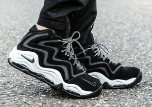 nike air pippen 6 uomo nere