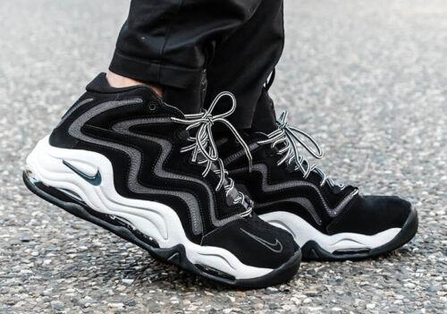 Nike 36 Hombre 42 Pippen Talla Eur Nba Negro Zapatillas 5 Baloncesto Air Zapatos gaTqwngr