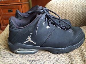 4ef68daef9ec Authentic Black Air Jordan 23 Men s Low Top Sz 7.5 312503-002 Shoes ...
