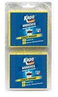 Granules Jaune Anti Mouches 2 Coupelle Foudroyant Kapo
