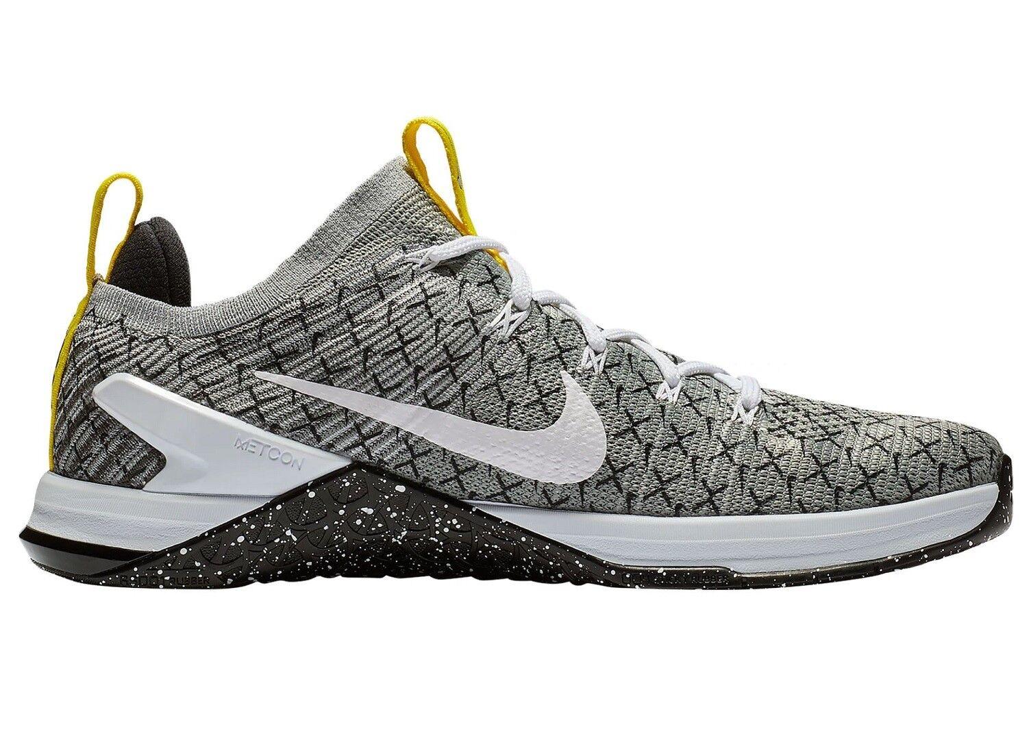 Nike Metcon DSX Flyknit 2 X Mens AO2807-017 Black Cross Training Shoes Comfortable Seasonal price cuts, discount benefits
