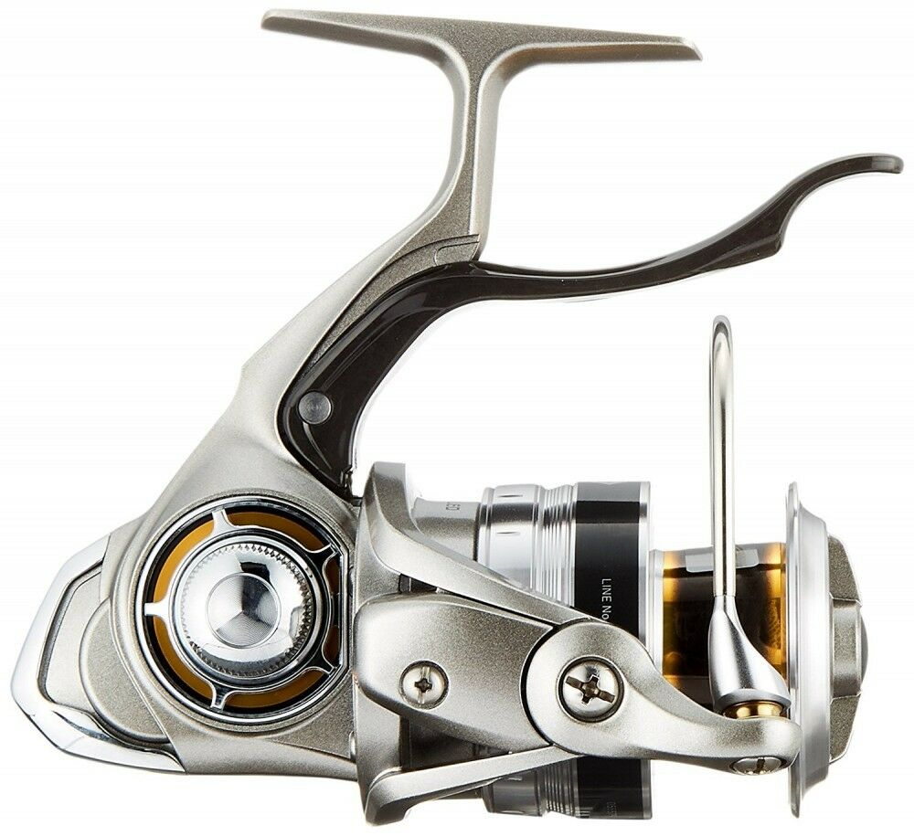 Daiwa Spinning Reel 16 Triso 3000 H - - - LBD For Fishing From Japan d9a8e8